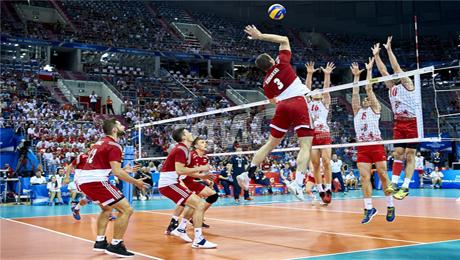 world league volleyball